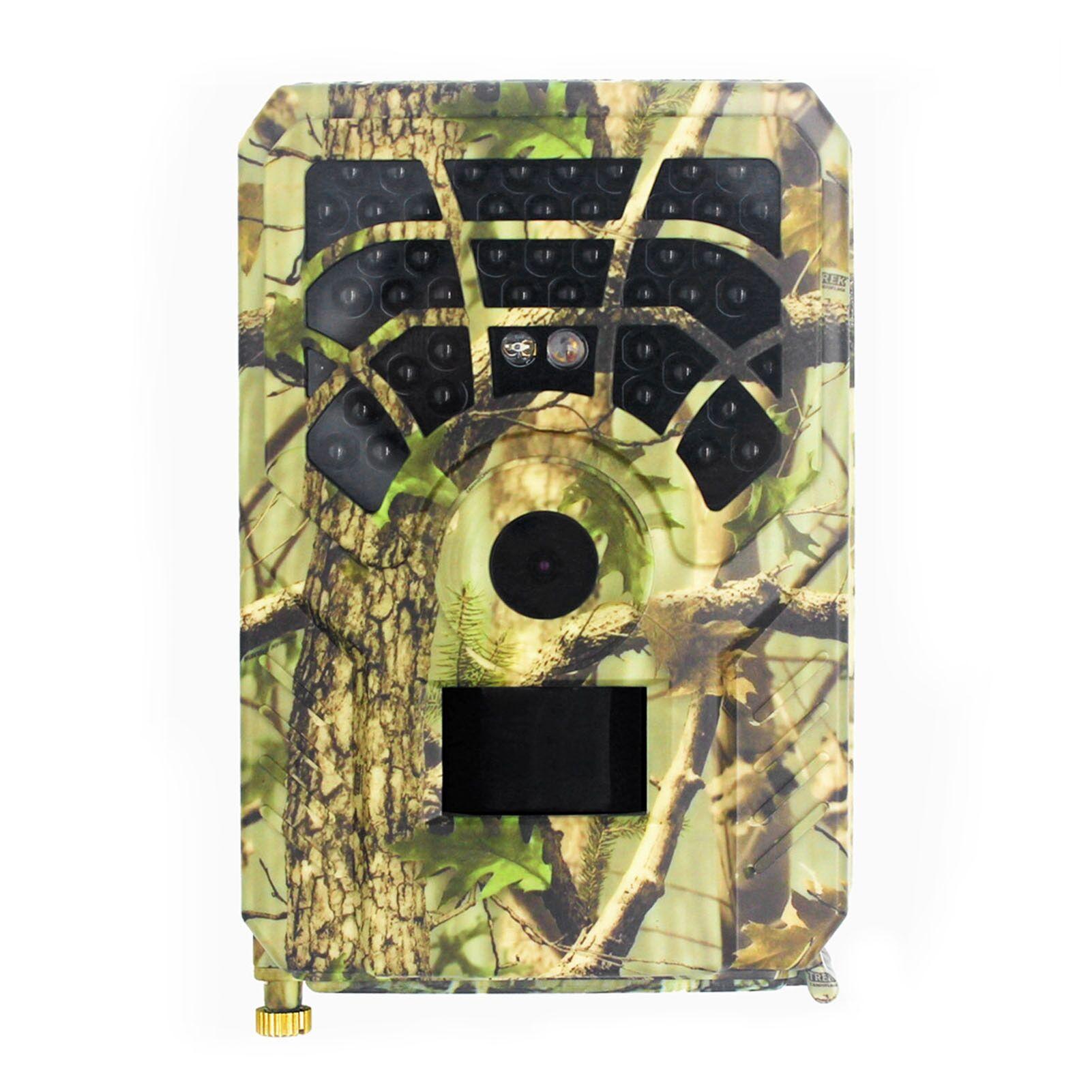 AliExpress Caméra de chasse et de suivi des sentiers, 120 degrés, infrarouge, vision nocturne, surveillance de