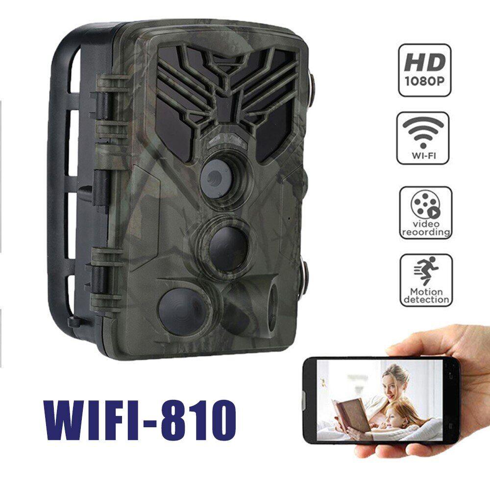 AliExpress Caméra de chasse et suivi des sentiers du gibier, étanche, 810/830 P, 20mp, Wifi 810Pro, Vision