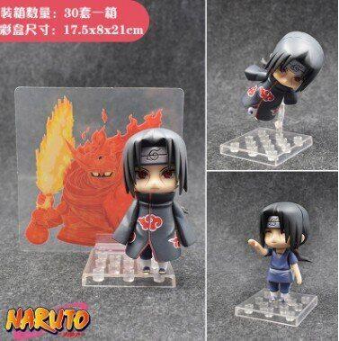 AliExpress Figurine d'anime Naruto Itachi Uchiha GSC, 820 # poupée en argile, modèle Q, jouets pour enfants,