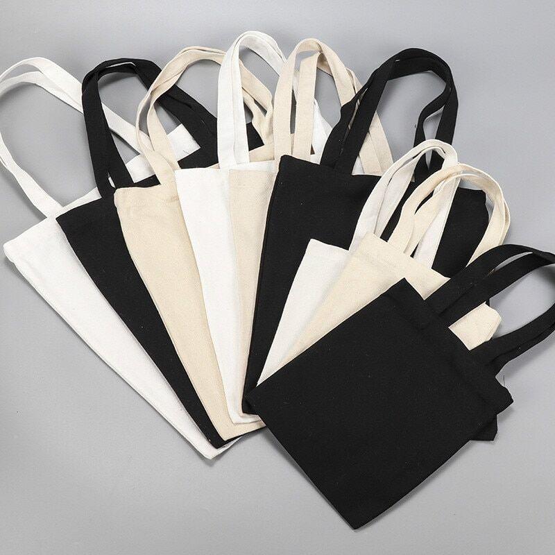 AliExpress Sac à main en toile de coton, sac à main de grande capacité à usage quotidien, fourre-tout à