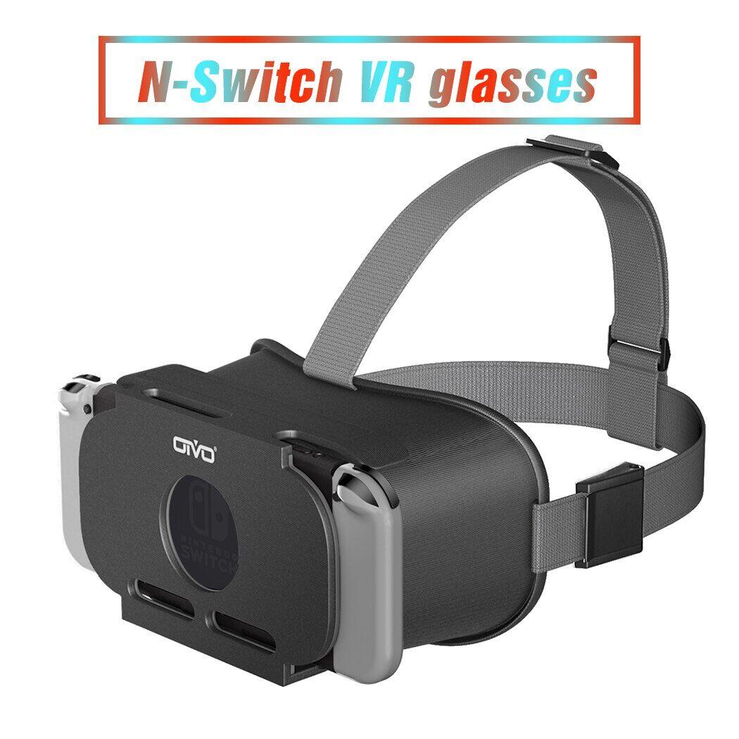 AliExpress Pour Nintend Commutateur LABO VR Lunettes Réalité Virtuelle Cinéma pour Interrupteur Jeu VR Casque