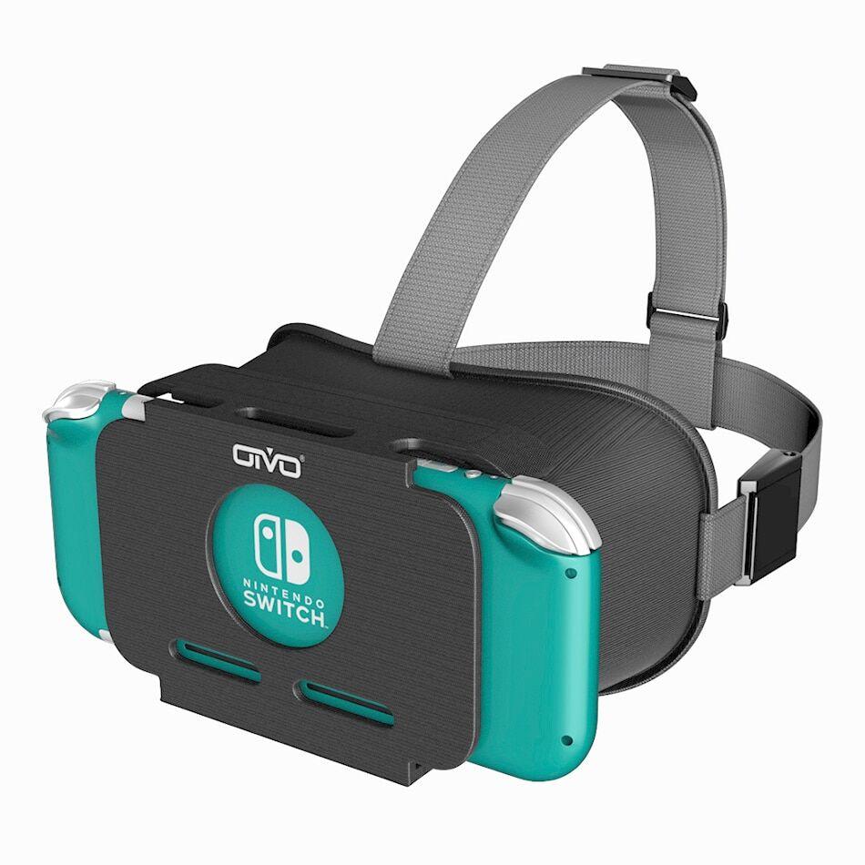 AliExpress OIVO – lunettes VR pour nintendo Switch Lite lab VR, casque de réalité virtuelle, films, jeu de