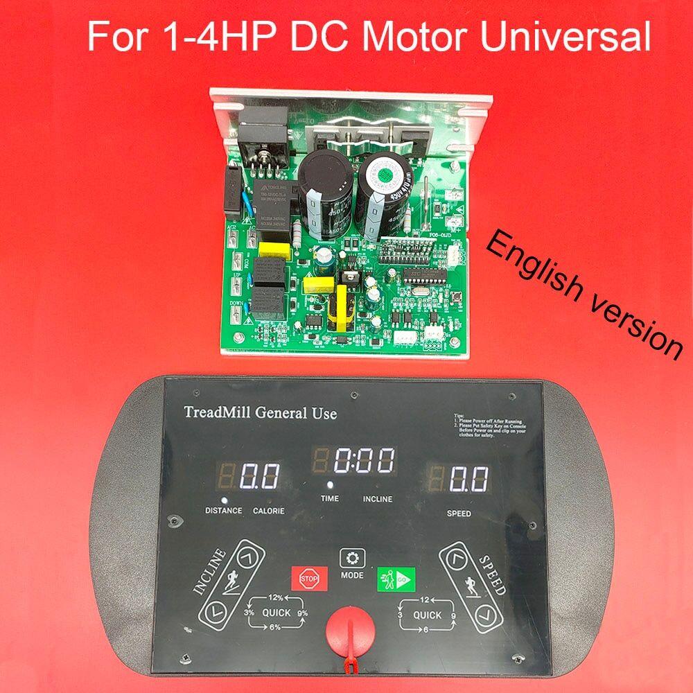 AliExpress Circuit imprimé universel pour tapis de course, affichage sur Console, contrôleur de moteur 1hp-2.