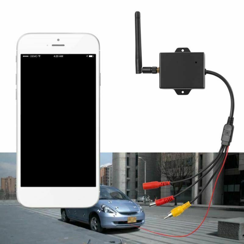AliExpress Caméra de sauvegarde pour voiture, nouveau Module émetteur sans fil WiFi de haute qualité, vidéo AV,