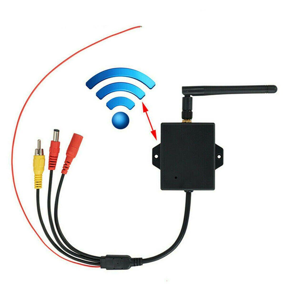 AliExpress Caméra de sauvegarde pour voiture avec Module émetteur sans fil WiFi, Kit de vue arrière vidéo AV,