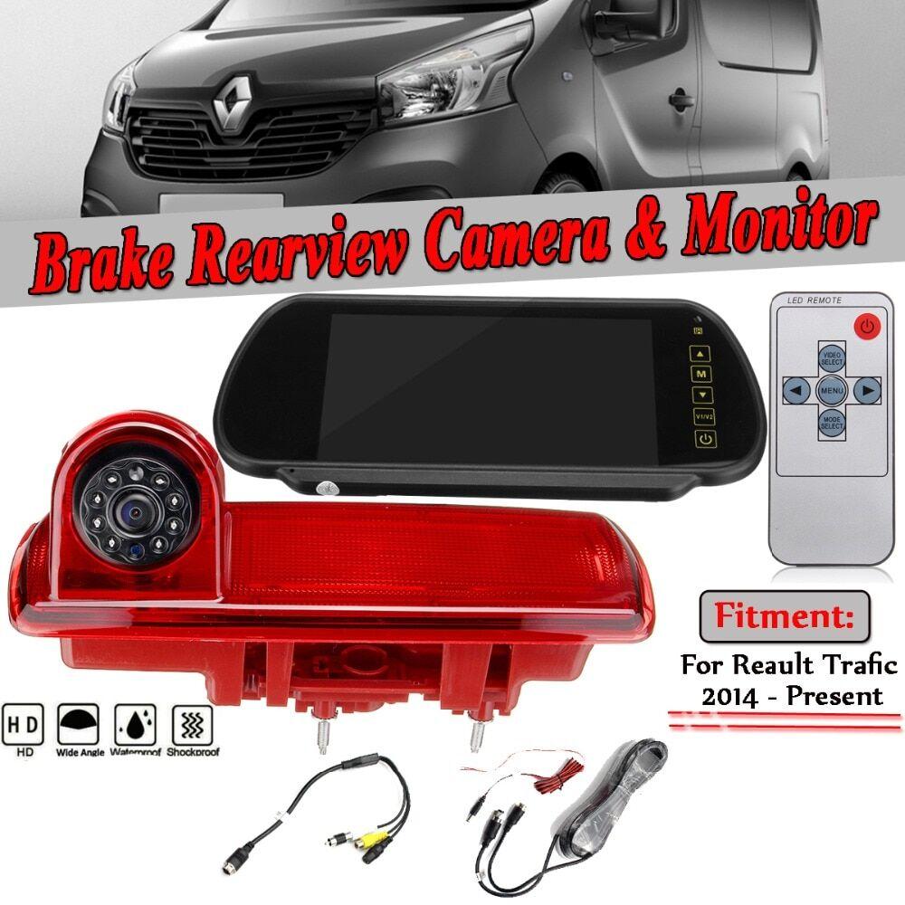 AliExpress Caméra de sauvegarde arrière avec feu pour voiture, à sauvegarde inversée avec vision nocturne pour