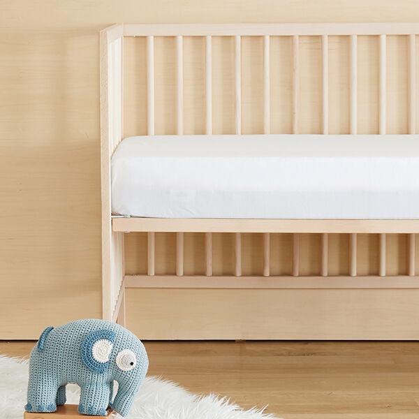 Tediber Alèse bébé Tediber 60x120 - Livré gratuitement - Fabriqué en France - 30 nuits d'essai - doux et imperméable