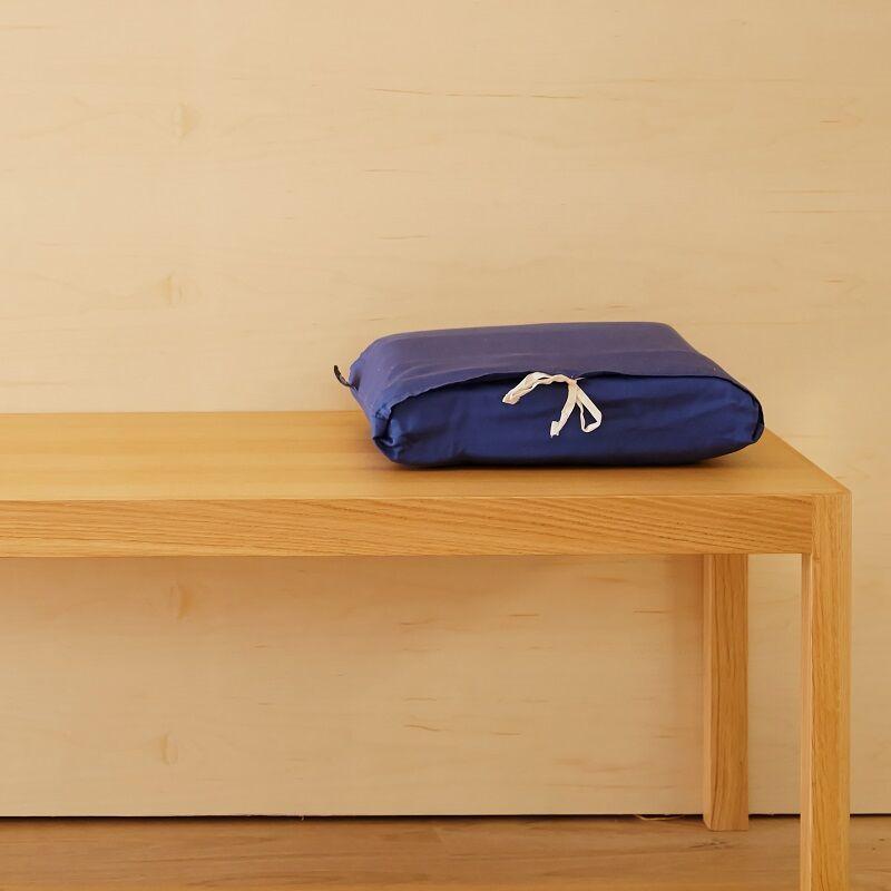 Tediber Drap housse satin coton lave 90x200 Tediber - Disponible en 4 coloris - Livraison express et gratuite