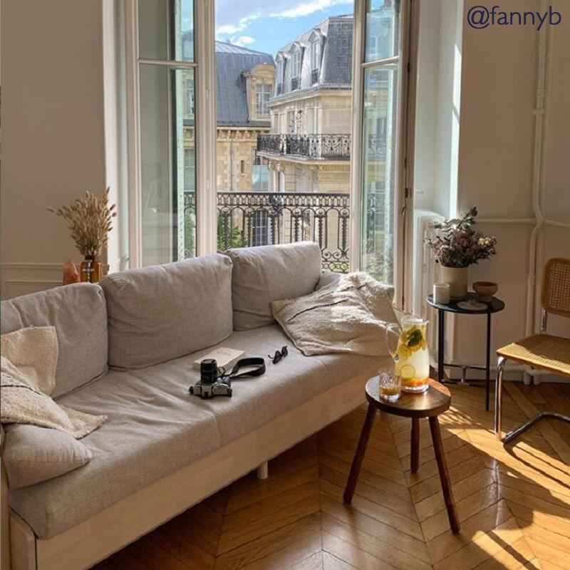 Tediber Incroyable canapé-lit crème - Livraison offerte - Paiement 3x ou 12x - 100 nuits d'essai