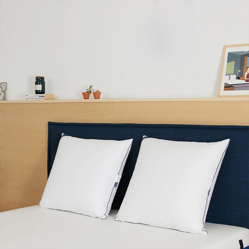 Tediber - L'incroyable Tête de Lit bleue - Livraison et retours gratuits - 100 nuits d'essai - Marque française