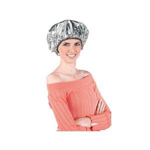 Sibel Bonnet permanente jetable auto-chauffant Alu - Publicité