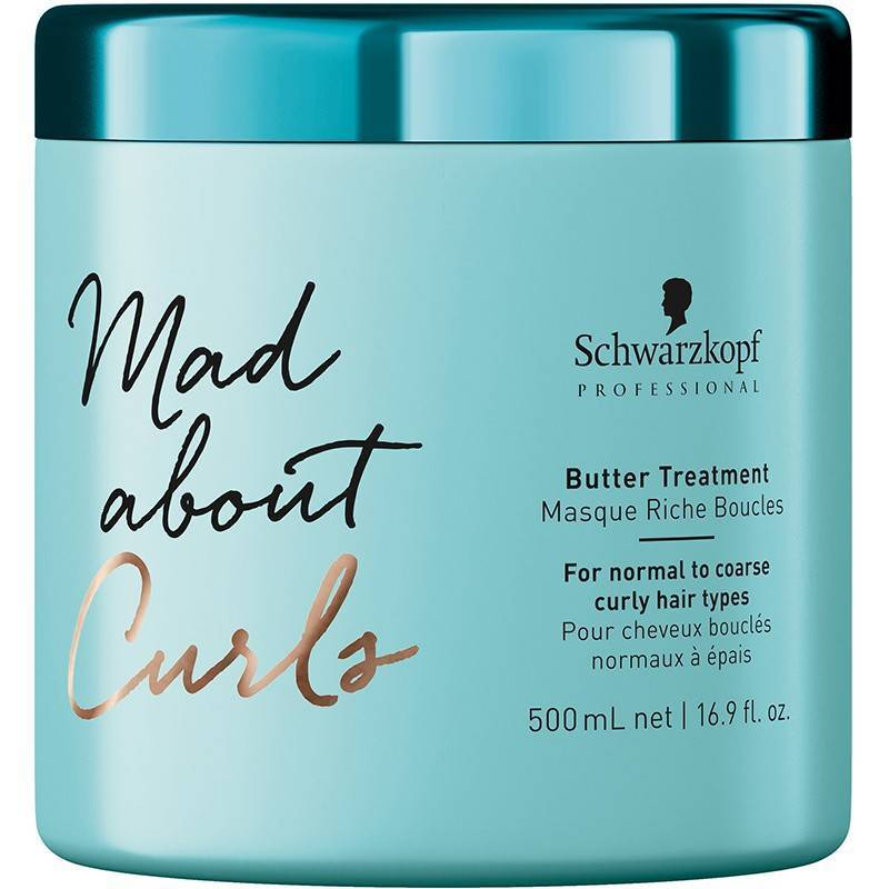 Schwarzkopf Professional Masque riche boucles Mad About Curls
