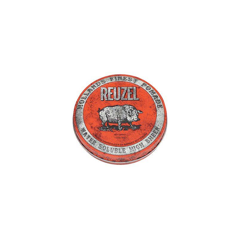 Reuzel Cire pour cheveux fixation moyenne - Red Pomade 35g