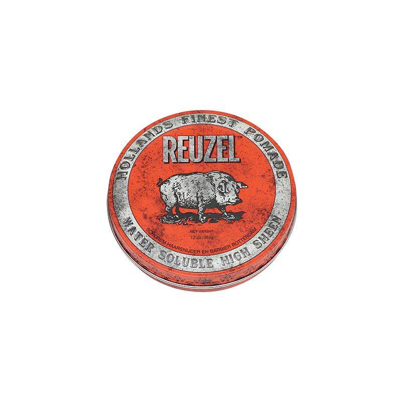 Reuzel Cire pour cheveux fixation moyenne - Red Pomade 340g