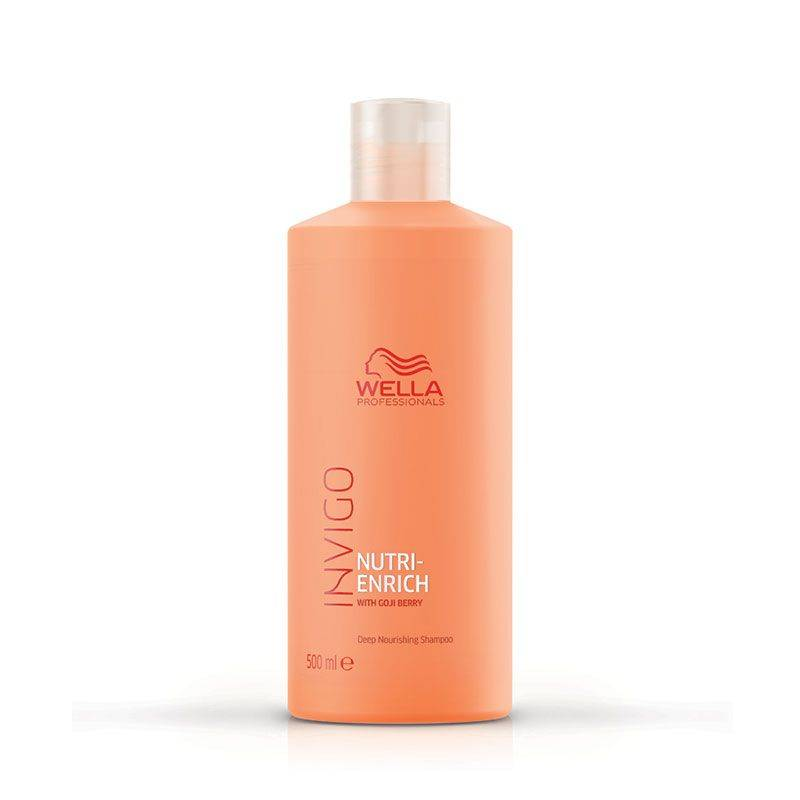 Wella Shampoing nutrition intense Nutri-Enrich Invigo 500ml