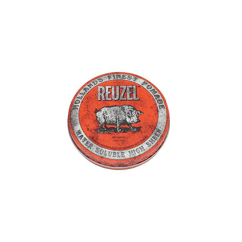 Reuzel Cire pour cheveux fixation moyenne - Red Pomade 113g