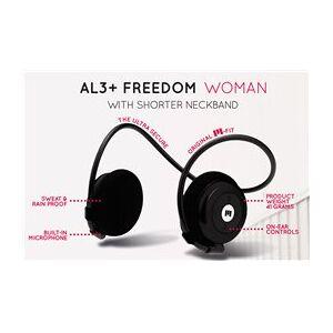 Miiego Ecouteurs bluetooth AL3+ Freedom Noir femme
