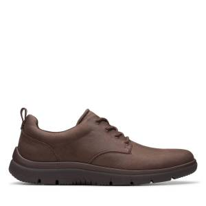 Clarks Chaussures de Marche - Tunsil Lane Marron - 44