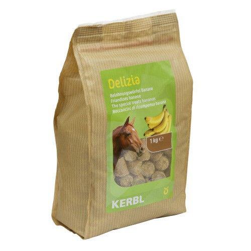 Albert Kerbl GmbH Bonbons pour chevaux - Parfums: Fraise