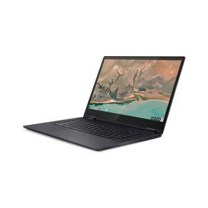 Lenovo Yoga Chromebook Processeur Intel® Core? i5-8250U 8e génération 1,60 GHz, jusqu?à 3,40 GHz avec Turbo Boost, 4 c?urs, 6 Mo de cache, Chrome OS, 128 GB eMMC 5.1 - 81JX001BFR - Publicité
