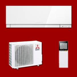 Mitsubishi Electric Climatisation Mono Split Inverter Réversible MSZ-EF35VGW / MUZ-EF35VG MITSUBISHI ELECTRIC