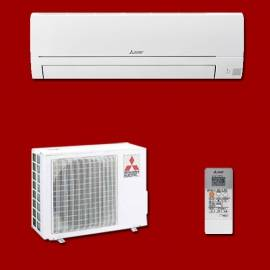 Mitsubishi Electric Climatisation Mono Split Réversible Inverter MSZ-HR25VF / MUZ-HR25VF MITSUBISHI ELECTRIC