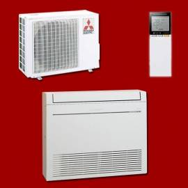 Mitsubishi Electric Climatisation Réversible Inverter Mono Split MFZ-KJ25VE / MUZ-KJ25VEHZ MITSUBISHI ELECTRIC