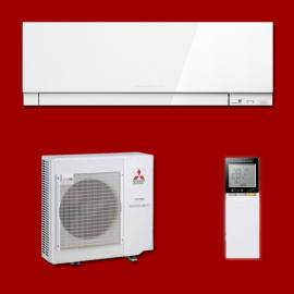 Mitsubishi Electric Climatisation Réversible Inverter Mono Split MSZ-EF50VGW / MUZ-EF50VG MITSUBISHI ELECTRIC