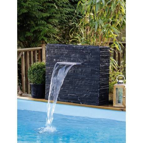 Ubbink Lame d'eau Niagara® Wall 30cm avec LED - Ubbink