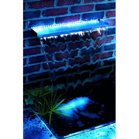 Ubbink Lame d'eau Niagara® Wall 90cm avec LED - Ubbink