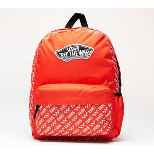 Vans Street Sport Realm Backpack Grenadine/ Brand - unisex - 22 litres