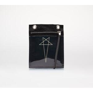 Rick Owens DRKSHDW Borsa Security Pocket Black - unisex - Taille universelle