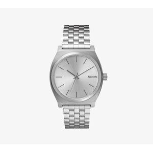 Nixon Time Teller All Silver - unisex - Taille universelle - Publicité