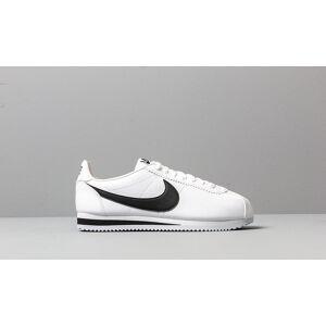 Nike Classic Cortez Leather White/ Black - male - 44.5 - Publicité