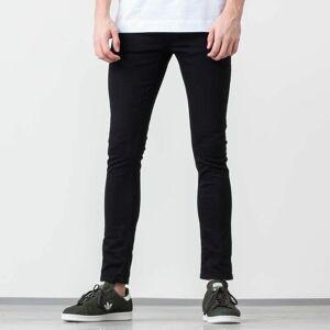Nudie Jeans Skinny Lin Black - male - W31/L32