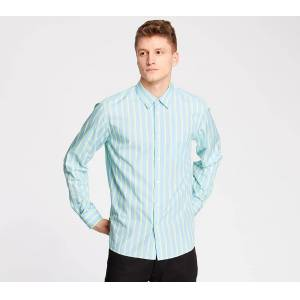 Soulland Eric Shirt Yellow - male - S