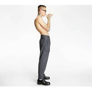 Comme des Garçons SHIRT Pants Grey - male - L