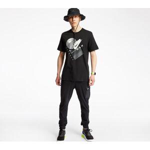 Jordan Jumpman Basketball Tee Black/ White - male - XXL - Publicité