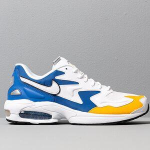 Nike Air Max 2 Light Premium White/ White-University Gold-Game Royal - male - 37.5 - Publicité