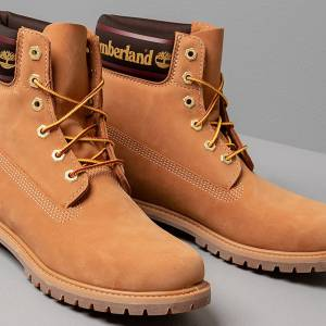 Timberland 6in Premium WP Boot L/F- W Wheat - female - 37.5 - Publicité