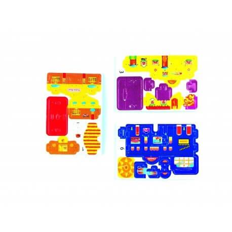 PARTY PRO Mini maison 3D