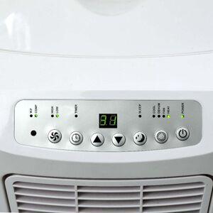 Airton Climatiseur mobile réversible 2000W/1700W 7000BTU - Publicité