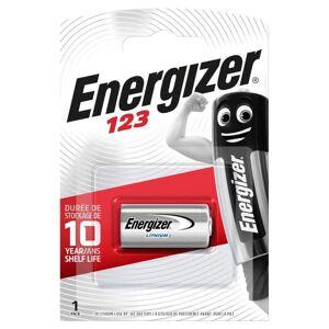 Energizer Pile 123 Energizer Lithium 3V - Publicité