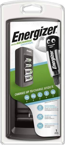 Energizer Chargeur Energizer Universel