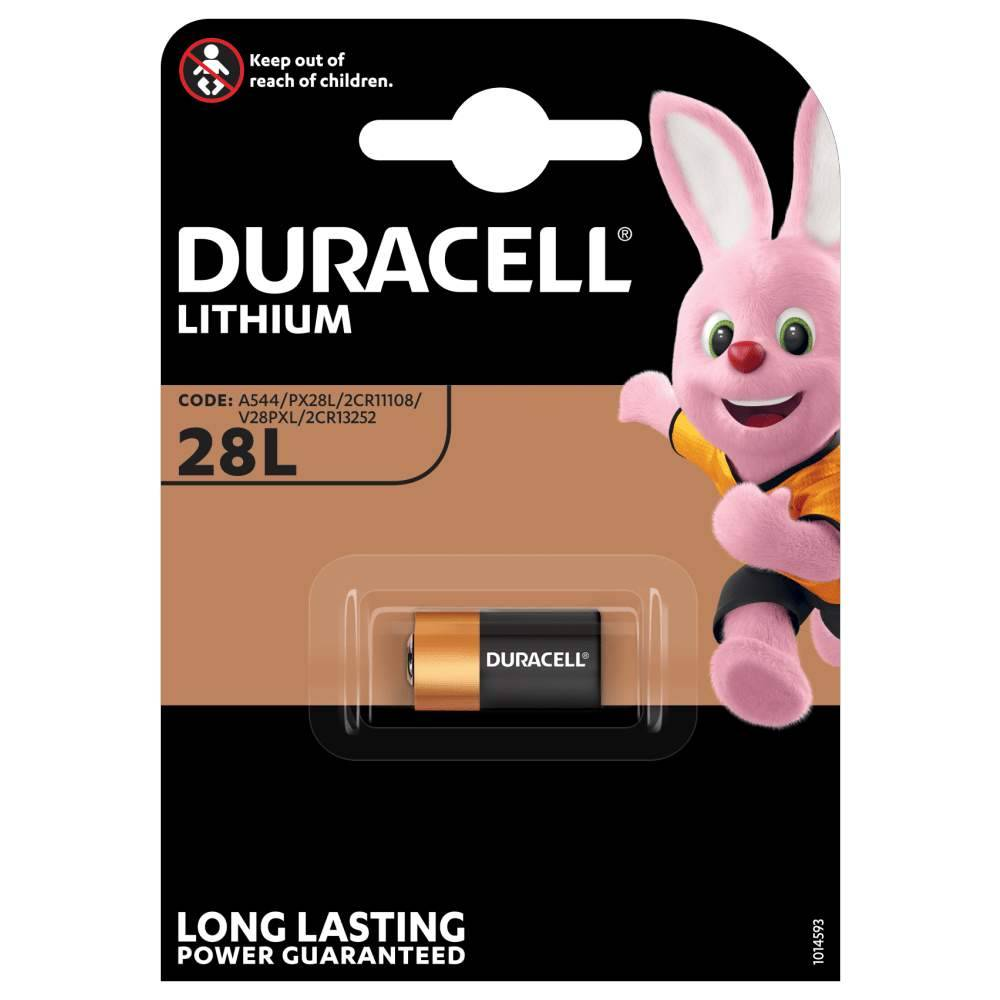 Duracell Pile 28L / A544 / V28PXL Duracell Ultra Lithium 6V