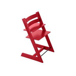 Stokke Chaise haute stokke tripp trapp rouge