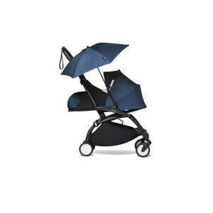 Babyzen Poussette légère yoyo2 avec ombrelle bleu air france noir 0+