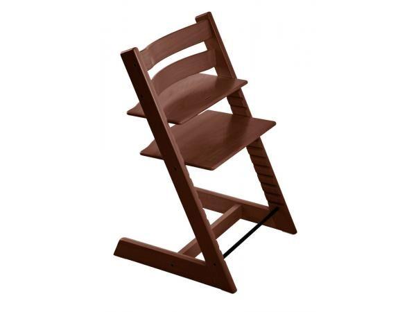 stokke chaise haute stokke tripp trapp noyer