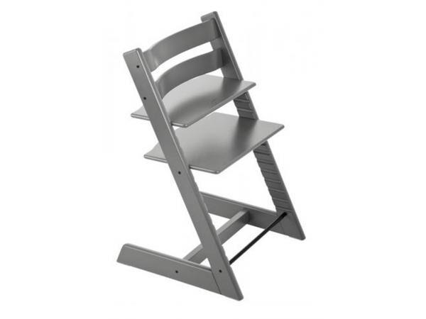 Stokke Chaise haute stokke tripp trapp gris tempête