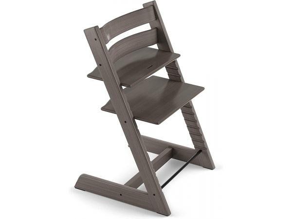 Stokke Chaise haute stokke tripp trapp gris brume